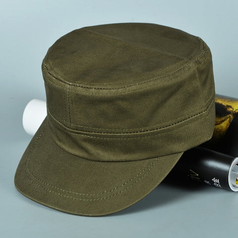 ' Sir'  Unisex Army Cap