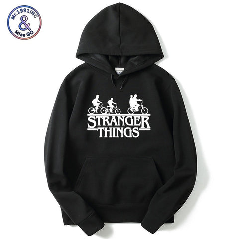'The Upside Down' Unisex Stranger Things Hoodie
