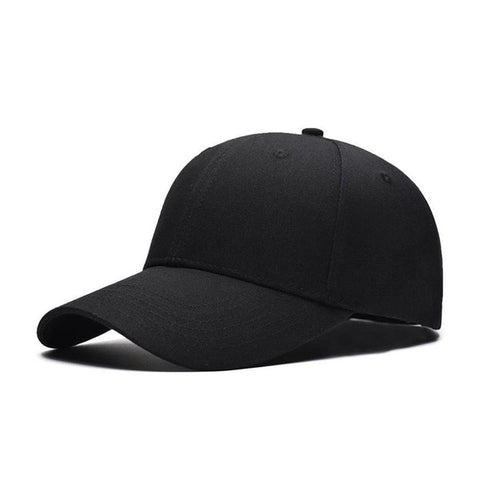 'Basic'  Plain Unisex Baseball Cap