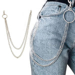 'Wild Child' Unisex Wallet Chain