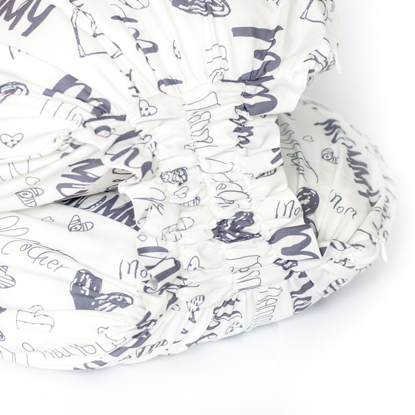 Bellifly Pregnancy & Breastfeeding Pillow - Mama Print