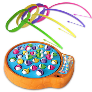 Winning Fingers Forehead Fishing Game for Kids