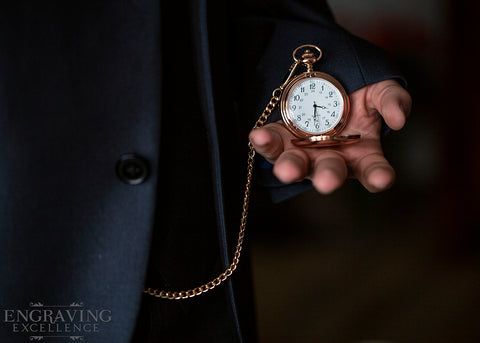 Traditional Pocket Watch