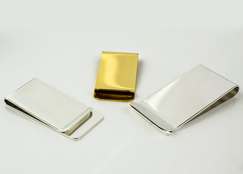 Money Clips - Engraving Excellence
