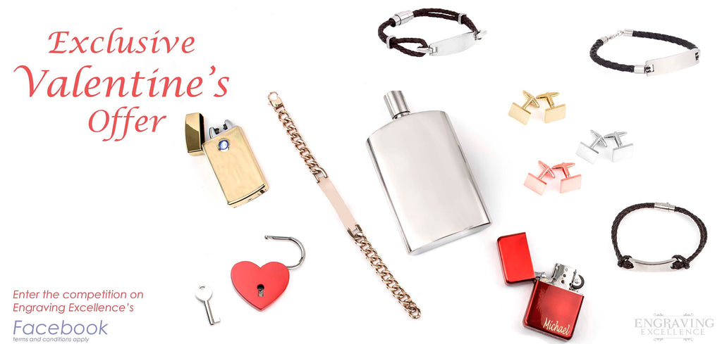 Engraving Excellence Facebook Valentine's Special Giveaway