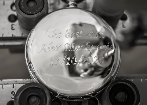 Pocket Watch - The perfect wedding favour gift