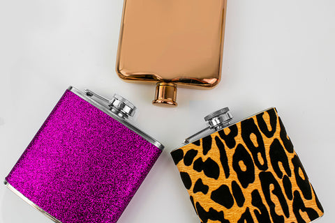 Birthday Hip Flasks For Women