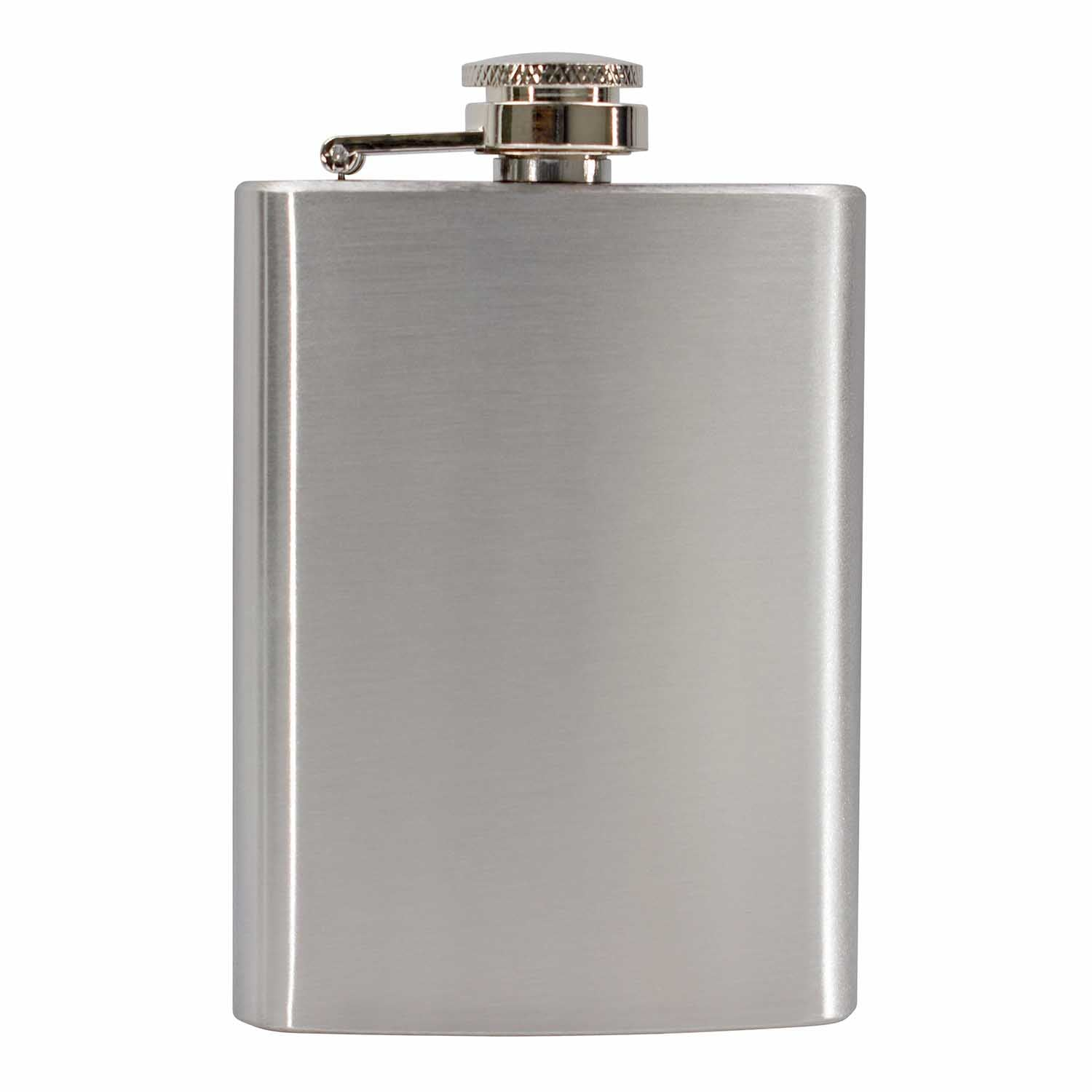 Engraved 4oz Hip Flask