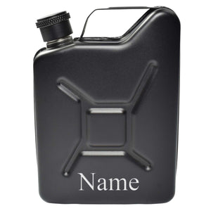 Personalised Jerry Can 5oz Hip Flask