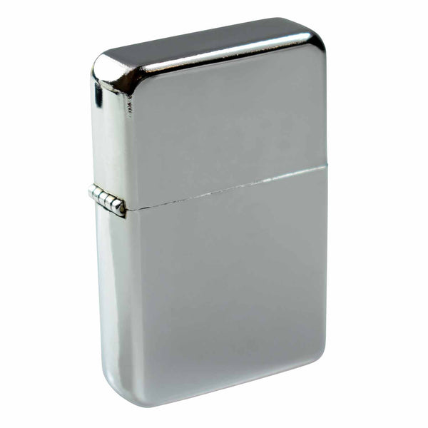 Personalised Steel Flip Lighter