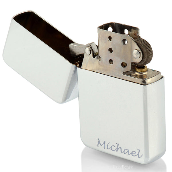 Personalised Steel Lighters