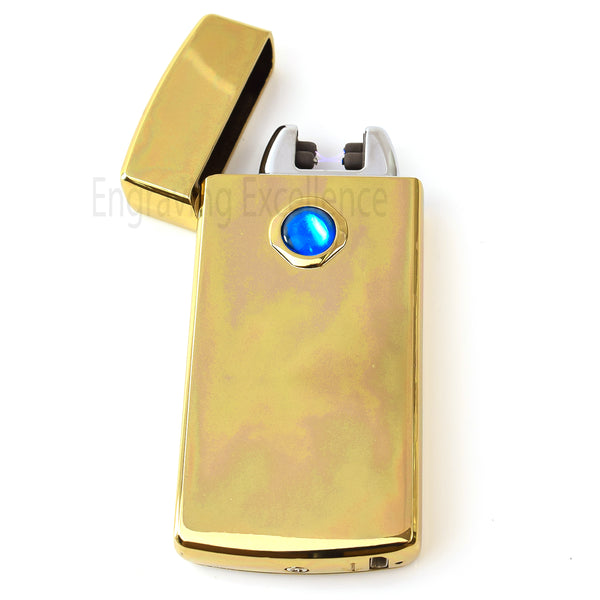 Personalised USB ARC Windproof Cigarette Lighter