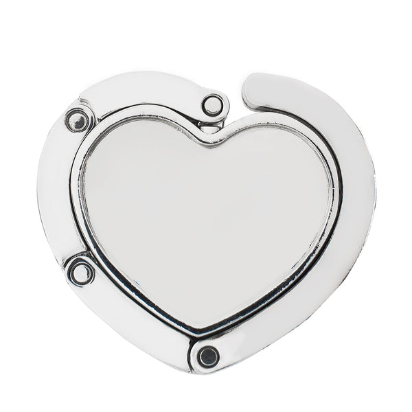 Heart Shaped Handbag Hanger