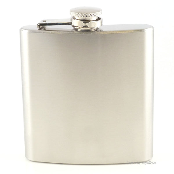 6oz Hip Flask and Funnel