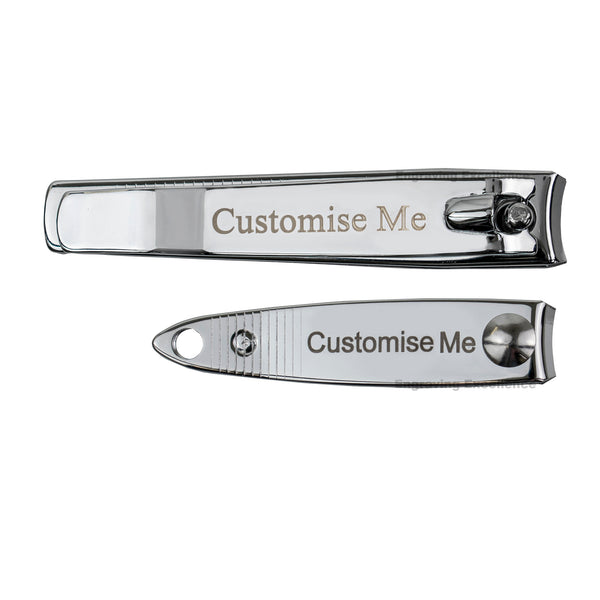 Personalised Nail Clipper Set