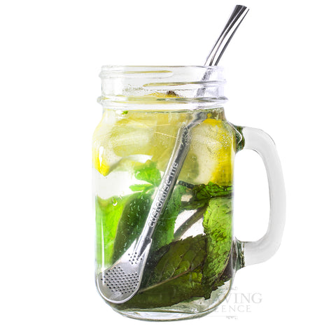 Metal Tea Reusable Drinking Straw