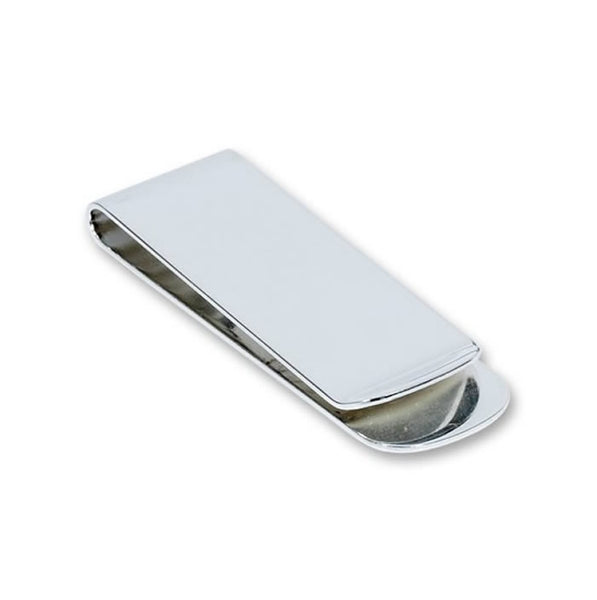 Silver Plated Money Clip