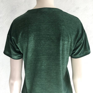 majestic filatures silk tee