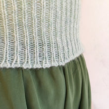 load photo into gallery viewer, annø knit rib blouse