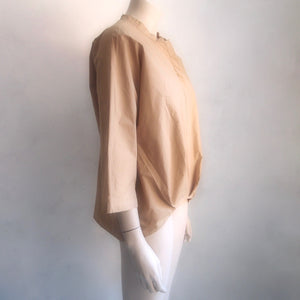 humanoid crispy cotton blouse