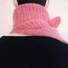 load photo into gallery viewer, annø mohair neckwarmer