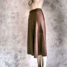 load photo into gallery viewer, humanoid sheepskin skirt