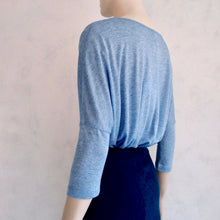 load photo into gallery viewer, notshy modal/cashmere blouse