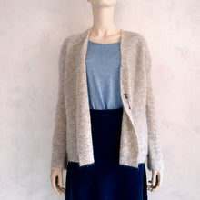 load photo into gallery viewer, humanoid mohair cardigan