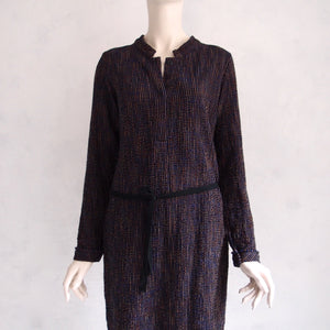 humanoid bouclé dress