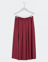 load photo into gallery viewer, humanoid silky skirt