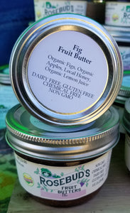 Fig Fruit Butter