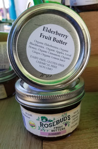 Elderberry Fruit Butter