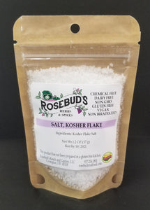 Kosher Sea Salt Flakes (1.2 oz)