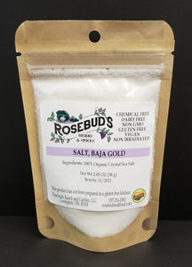 Baja Gold Sea Salt