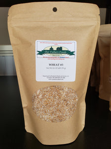 Our Father's Foods Whole Cell Crushed Wheat #3 (1lb)
