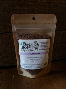 Flax Seeds (1.4oz)