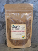 Load image into Gallery viewer, AMBER'S TANGY BBQ - Use as a dry rub for chicken, fish, steaks or chops!  An amazing blend resembling a vinegar based BBQ!