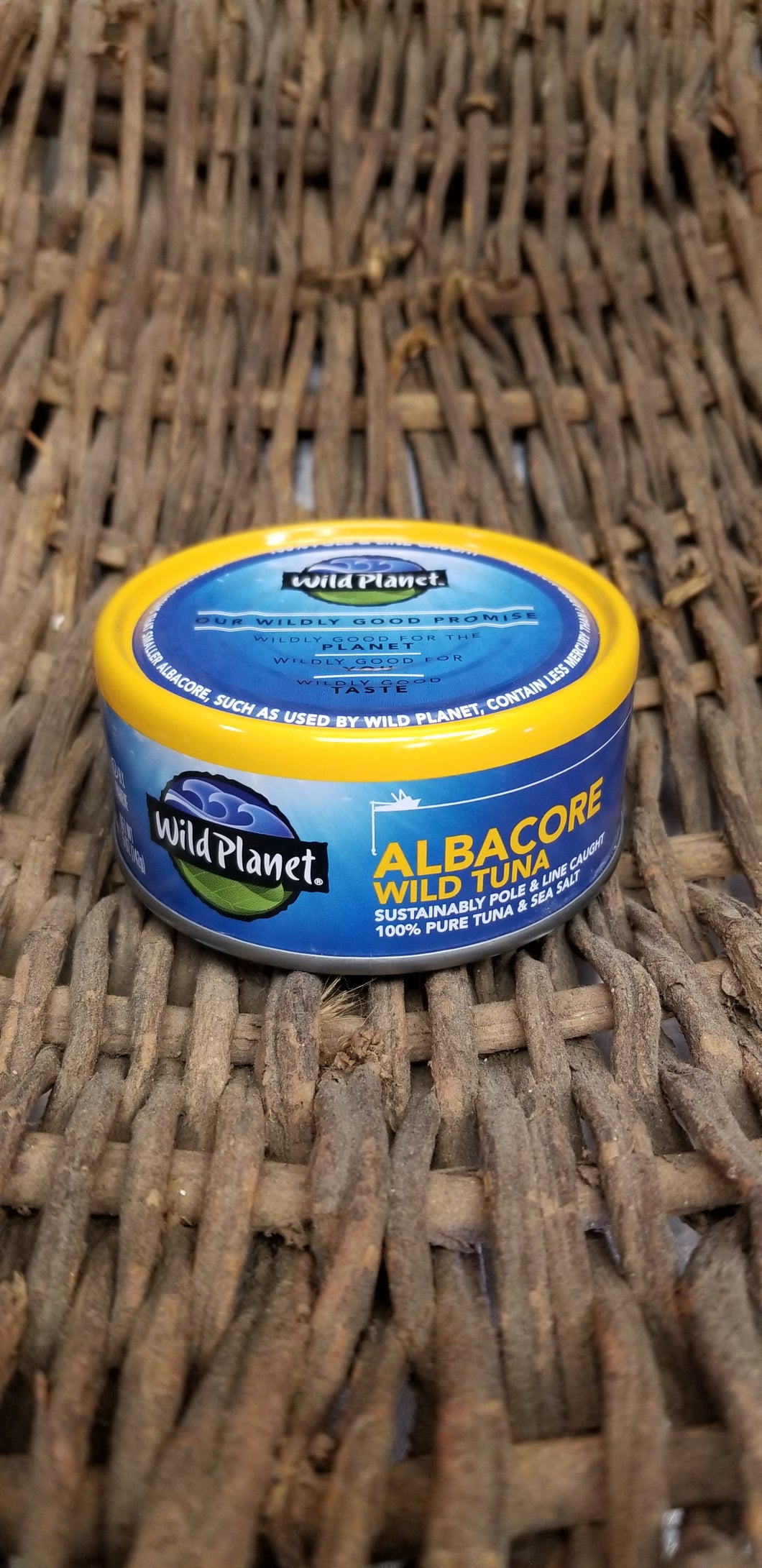 Wild Planet Albacore Tuna (5oz)