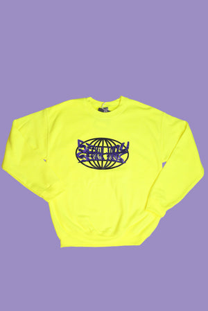 'Neon World' Lumo Sweatshirt