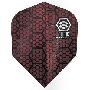 Harrows Atomic Bronze 100 Micron Dart Flights