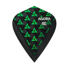 AGORA ULTRA GHOST + GREEN KITE DART FLIGHTS