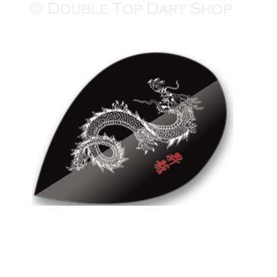 UNICORN CORE 75 DRAGON PEAR SHAPE DART FLIGHTS