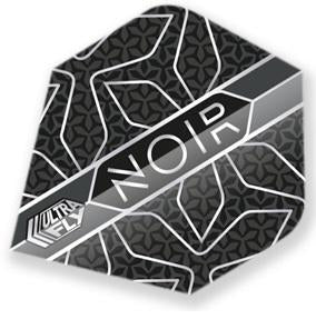 Unicorn Noir Star Ultrafly Standard Shape Dart Flights