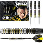 Harrows Dave Chisnall Chizzy 90% Tungsten Steel Tip Darts