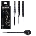 Datadart Black 90% Tungsten Steel Tip Darts