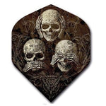 ALCHEMY No Evil 100 Micron Dart Flights