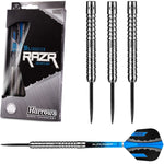 Harrows Razr Straight 90% Tungsten Steel Tip Darts