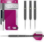 TARGET Swiss Point SP03 90% Tungsten Steel Tip Darts