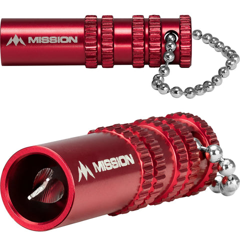 Mission Extractor Tool Aluminium with Grip Broken Shaft Removal Tool