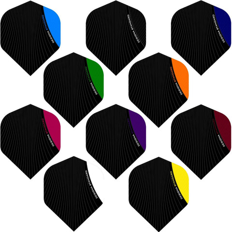 Designa Infusion Dart Flights 100 micron mini